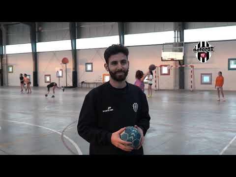 DeporTips CAP. 1: Técnica en handball
