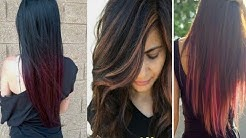 Hair highlight ideas give classy and designer looks for hair..