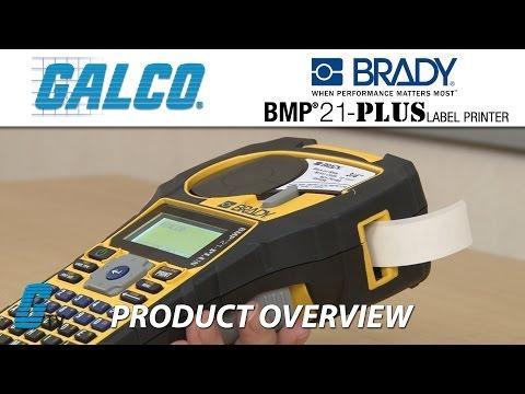 Brady BMP21-Plus Mobile Label Printer
