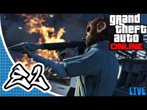 GTA V Online (PC) Livestream - Taxi Driver Massacre!