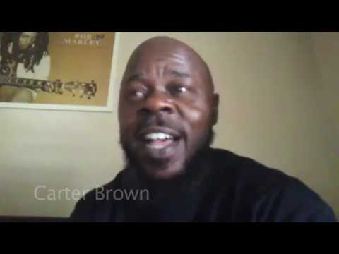 Carter Brown Interview: Being a Black Man