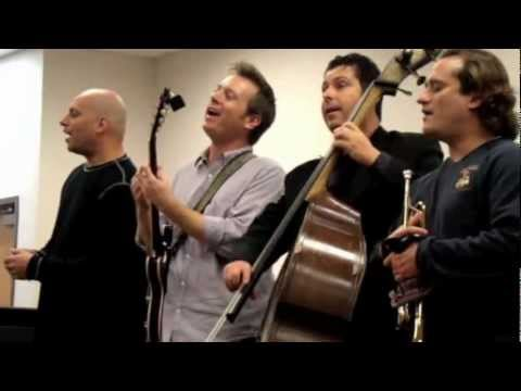 Four Freshmen  sing Stardust