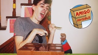 UNBOXING DE TU HERMANA - AMIGO INVISIBLE thumbnail