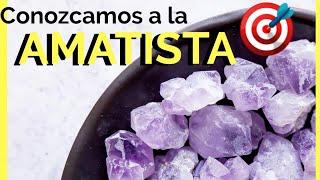Que es la AMATISTA | AMATISTA piedra preciosa | Cual es la piedra amatista YouTube Videos