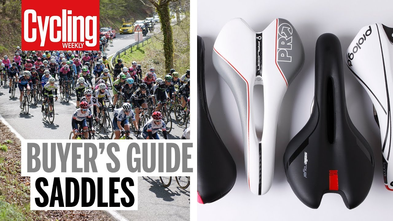 Buyer's guide to bike saddles | Cycling Weekly