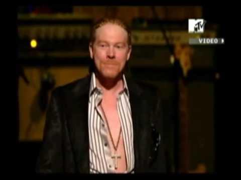 """AXL ROSE """"MTV VIDEO MUSIC AWARDS 2006"""""""