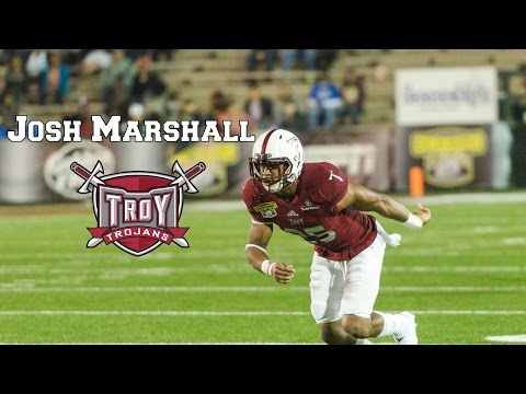 Josh Marshall || Small School GameChanger||