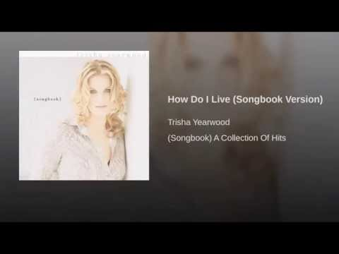 How Do Live Songbook Version