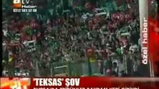 Türkiye-Ermenistan Maçı Bursa.