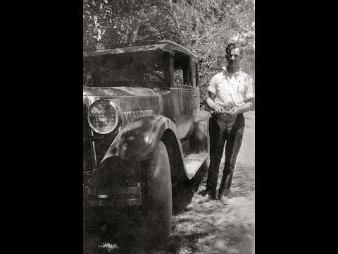 #41. Старые автомобили - Ретро фотографии
