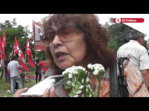 Acto del Día de Memoria, por la Verdad y la Justicia