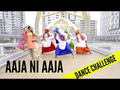 Aaja Ni Aaja | dancewithSL X DJ UpsideDown  | Bhangra Fusion Choreography