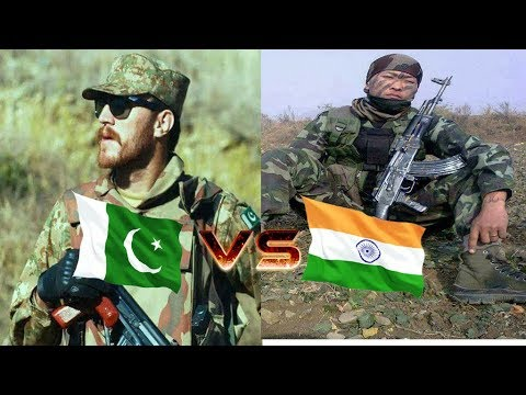 Pakistan Army Vs Indian Army Youtube