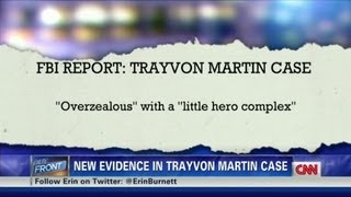 New evidence in Trayvon Martin case