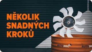 Tipy pro údržbu - SKODA Fabia I Combi (6Y5) 1.9 TDI Kotouče návod na výměnu