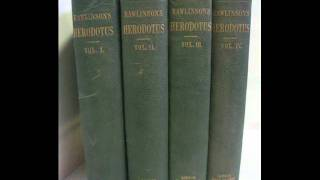 Herodotus (The Histories) - Complete Audio Book Recording (Book VII Polymnia 2 of 2)