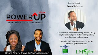 Power Up Episode 8  David Meltzer