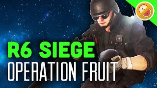Operation Fruit : Rainbow Six Siege Gameplay Funny Moments