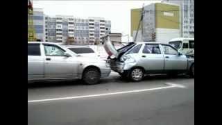 ДТП на Павловском тракте .24.10.2012