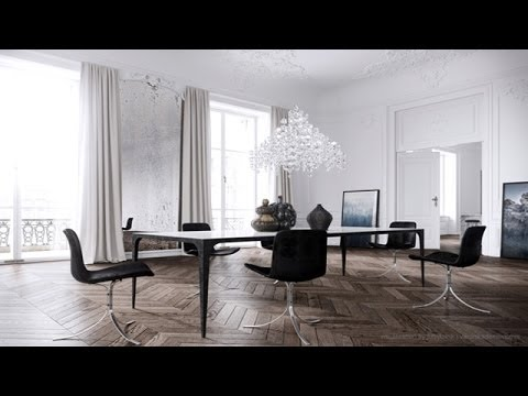 Parisian Apartment By. Jessica Vedel