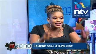 Kamene Goro, Andrew Kibe say it as it is on #theTrend