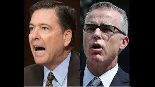 FBI AGENTS READY TO BLOW WHISTLE ON MCCABE AND COMEY! WANT TO TESTIFY BEFORE CONGRESS!