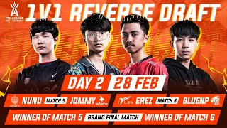 1v1 Reverse Draft | Grand Final | RoV Pro League 2021 Summer