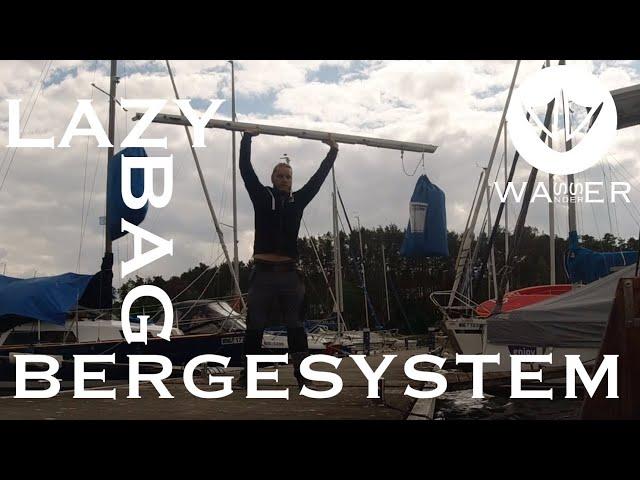Lazy-Bag Bergesystem [Wasserwanderer.de - kleines Boot, großes Abenteuer!]