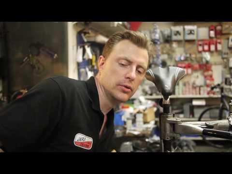 Jarla Cykel & Sport- Hur man justerar sina växlar