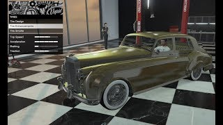 GTA 5 - DLC Vehicle Customization - ENUS STAFFORD and Review