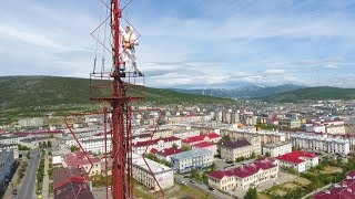 #магаданвысота - трейлер фильма (квадрокоптер) Magadan Aerial