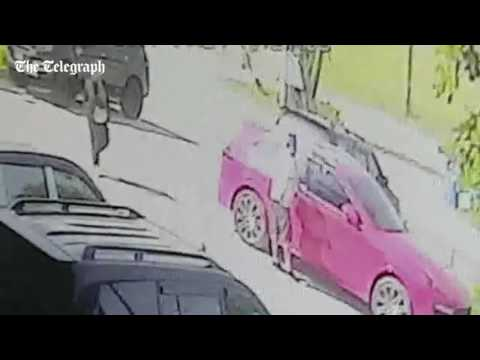 CCTV shows shooting of Briton in Thai resort