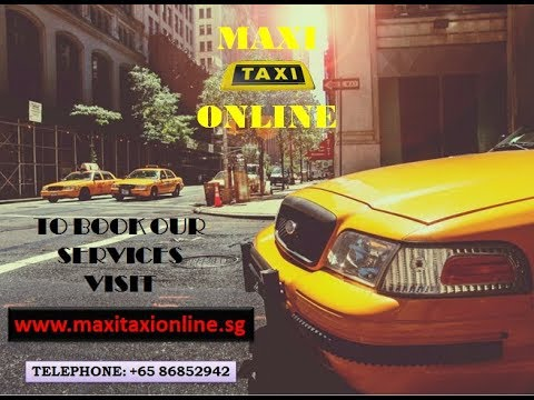 9 SEATER MAXI TAXI ONLINE