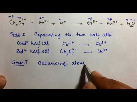 ion electron method || Vishal Rahal
