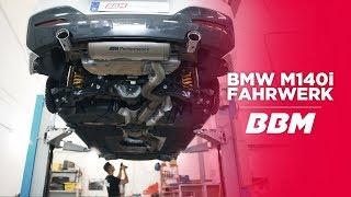 PERFORMANCE UPDATE beim BMW M140i by BBM