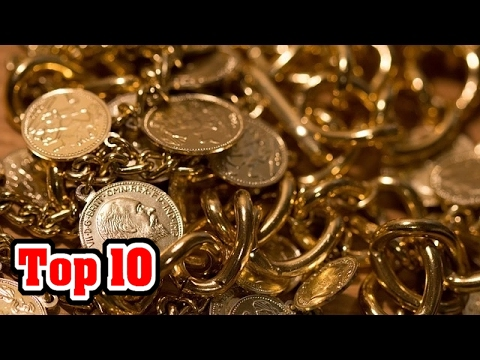 Top 10 Hidden Treasures Yet To Be Found