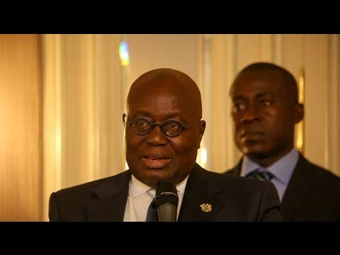 Geneva: President Akufo-Addo poised to manage Ghana's resources to spur growth