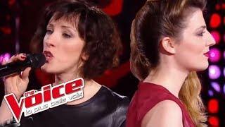 The Voice 2016   Isa Koper VS Alcidia - L'Envie (Johnny Hallyday)   Battle