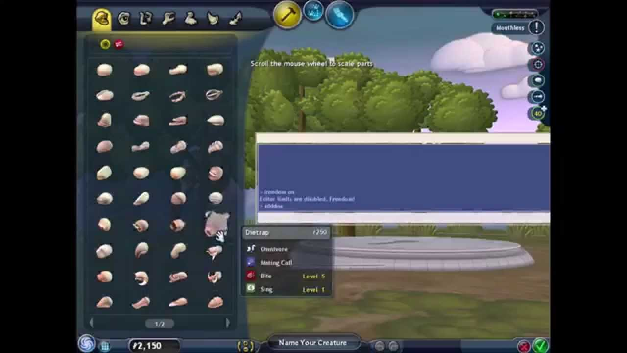 <b>Spore</b> Freedom <b>Cheat</b> Tutorial - YouTube