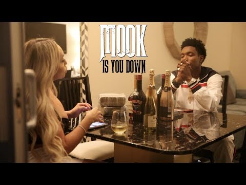 Mook - Is You Down [Music Video] Shot By PJ @Plague3000