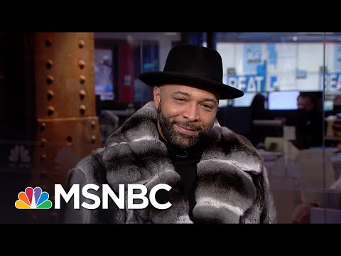 From Trump's Desperation To Drake's 'Blackness,' Joe Budden Opens Up In Candid Interview On MSNBC