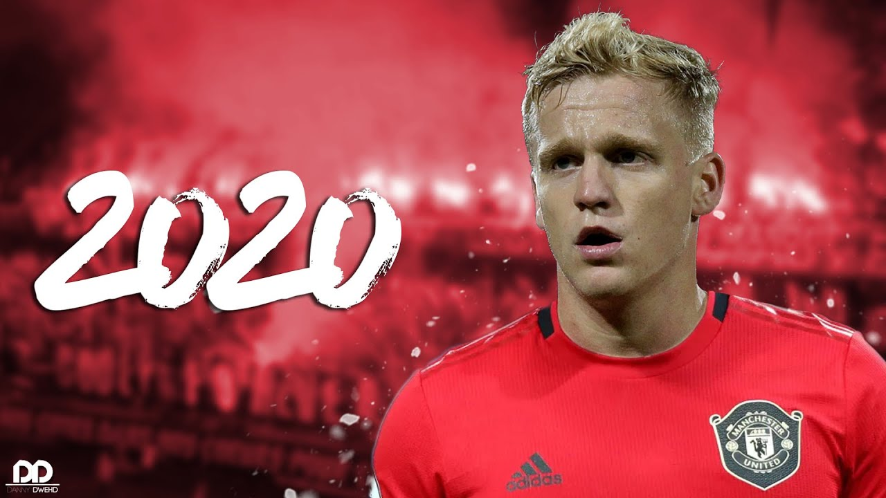 This Is Why Manchester United Signed Donny Van De Beek Youtube