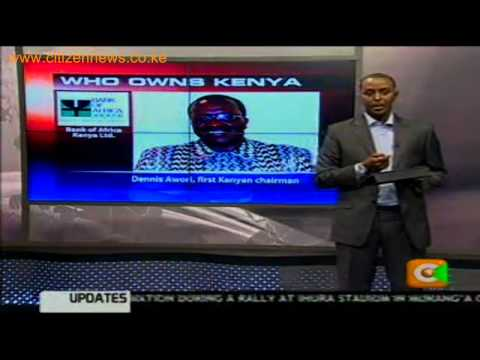 Who Owns Kenya: Bank of Africa (BOA)