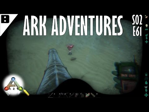 ARK Adventures S02E61 - Argy Baby and Mastercraft Deep Sea Drops!