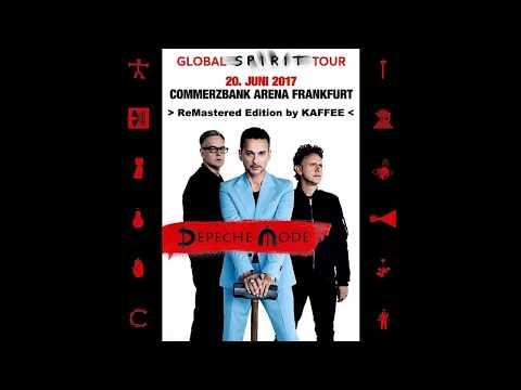 Depeche Mode - Live Frankfurt, Commerz-Bank Arena 20-06-2017 !!! ReMastered AUDIO-ONLY !!! FullShow