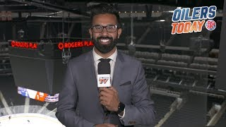 OILERS TODAY | New Faces