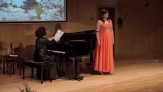 Илья Александров - 4 песни Сайгё (С. Бедринец, О. Швед)
