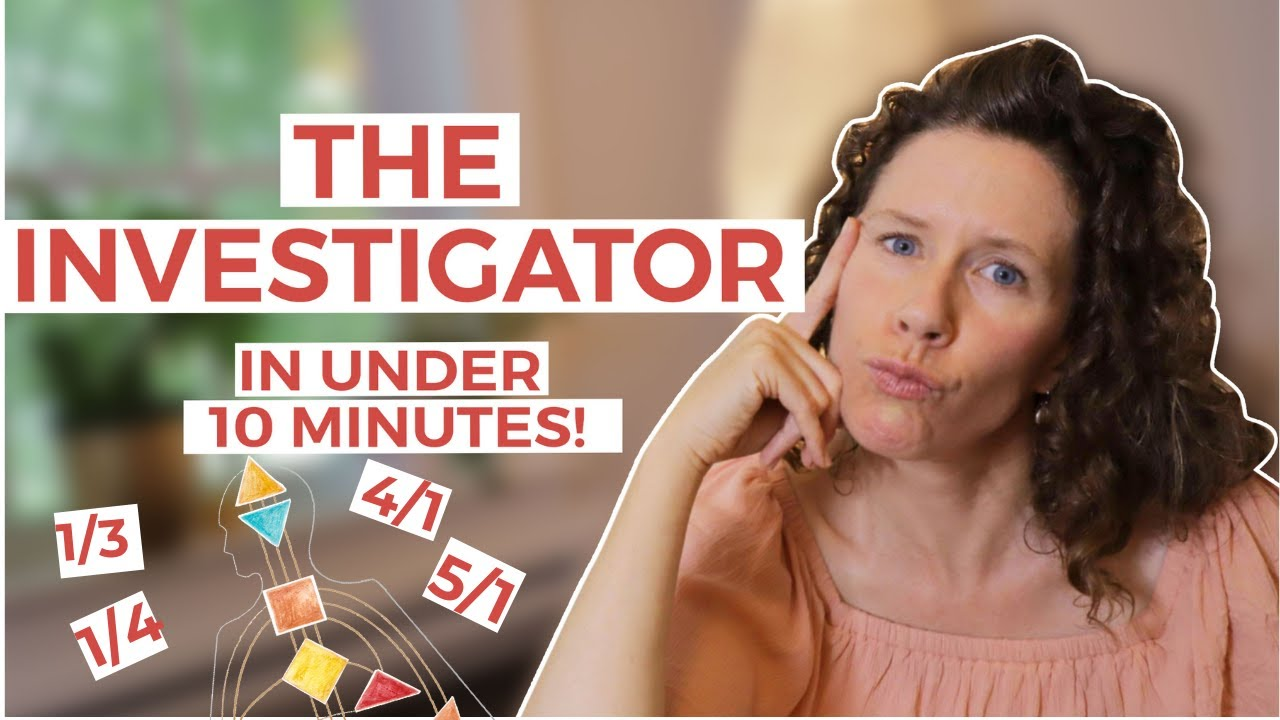Human Design Profile 1 - The Investigator - Explained In Less Than 10 Minutes! 1/3, 1/4, 4/1, 5/1