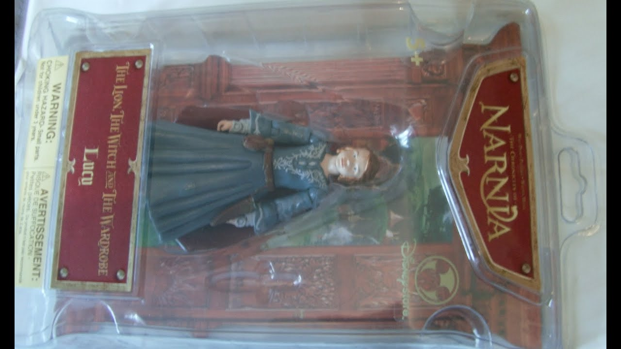 the lion the witch the wardrobe narnia rare lucy disney store