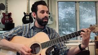 Sunshower - Chris Cornell acoustic cover